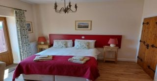Cottage 3 bedroom as a double bed
